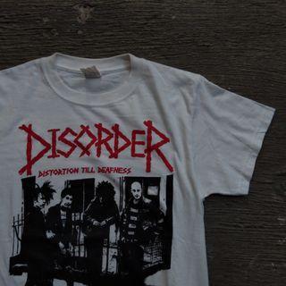 Kaos band disorder