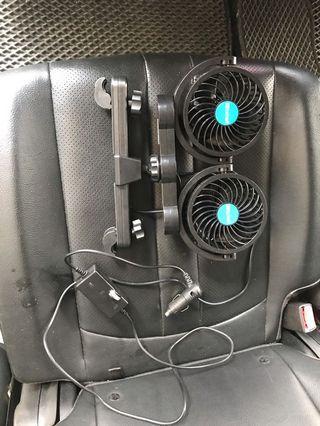 車用小電風