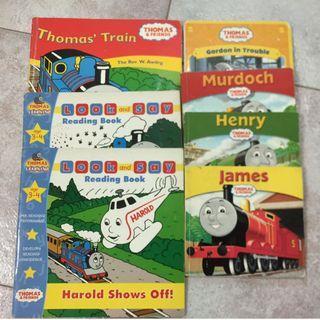 Thomas & friends ( 7 books )