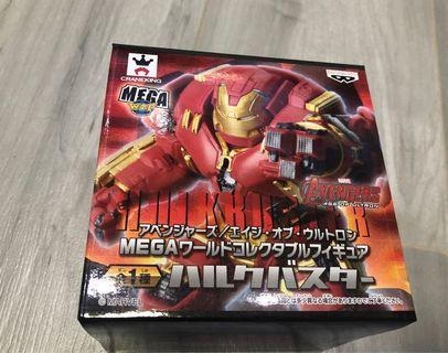 Mega WCF Hulkbuster Ironman 復仇者聯盟