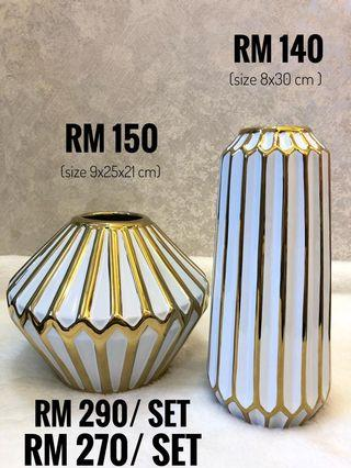 Vases for home deco