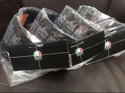 🚚 AGV blade smoke / tinted visor