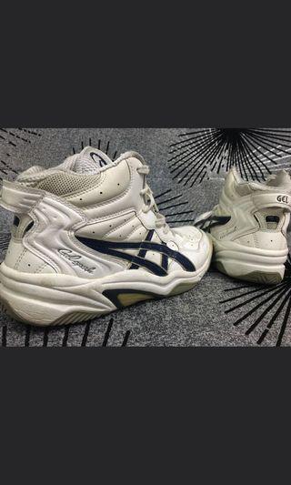 Asics high cut shoe