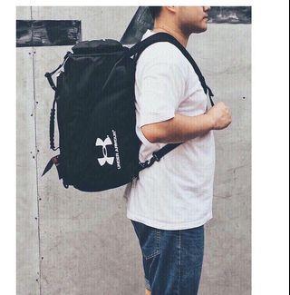 🚚 Under Armour Sports Gym duffle bag