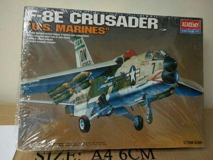 Model kit jet fighter