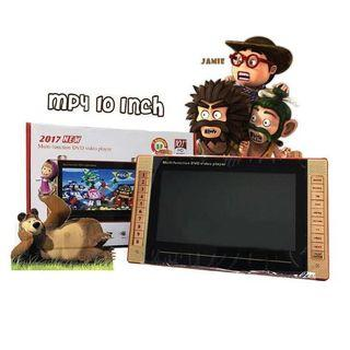 MP4 PLAYER 10INCH KIDS LEARNING HD SCREEN (FREE VIDEO)