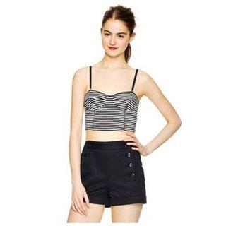 Aritzia Talula Granada High Waisted Shorts Size 0