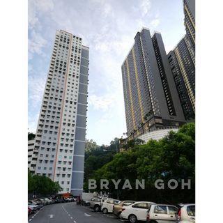 Taman Bukit Erskine Apartment Near Precinct 10, Straits Quay & Tesco