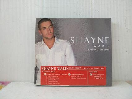 Shayne Ward Shayne Ward CD+5 Bonus Track+DVD (EU Edition)