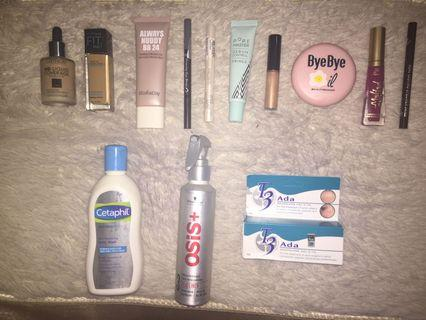 Authentic Foundation, BB Creams & Other Beauty Products