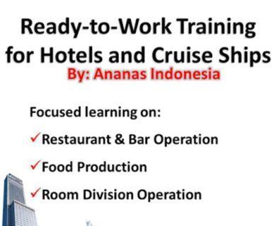 sekolah chef (ananas indonesia)
