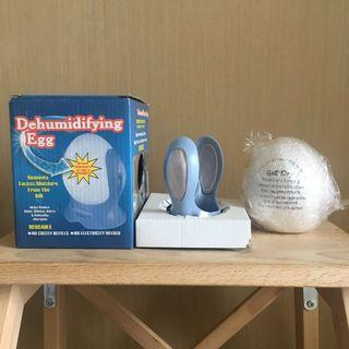 Eco Dehumidifier Egg 環保吸濕蛋
