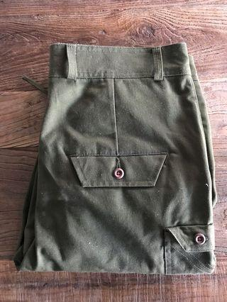 I Love Ugly Militia Pant size large