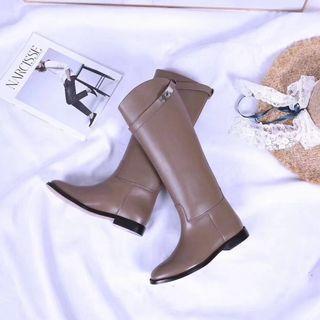 Knee winter boots Hermes