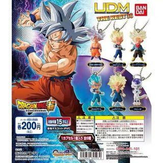 Dragon Ball UDM The Best 30