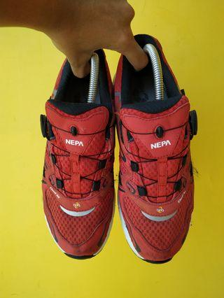 Sepatu Nepa Boa System size 42
