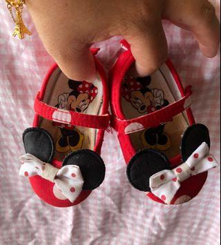 Baby Shoes from HONG KONG DISNEYLAND