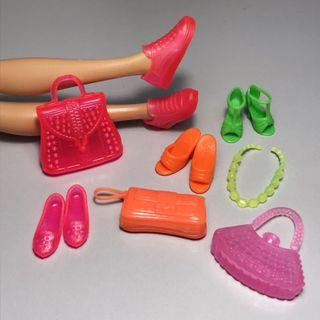 Barbie the Neon Collection