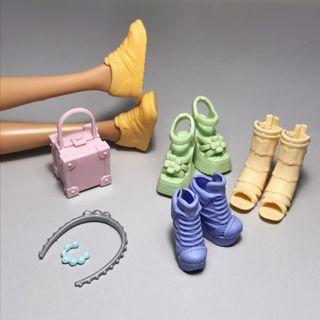 Barbie the Soft Pastel Collection