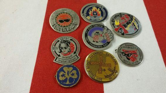 School related pins