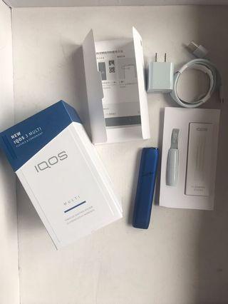 IQOS 3 MULTI (like new 100%)