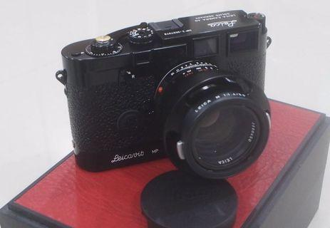 Leica MP3 full set with Box