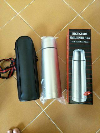 High Grade Stainless Steel flask