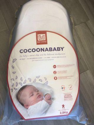 Cocoonababy 90% New 人體工學睡窩/嬰兒床