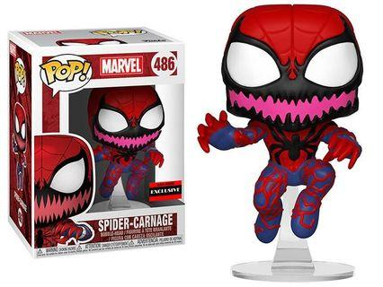 Spider Carnage Funko (AAA Exclusive)