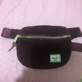 Authentic Herschel Fifteen waist bag/fanny pack