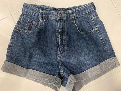 Hangten Denim Shorts