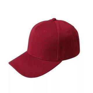 厂家直销纯色棒球鸭舌帽男女士情侣嘻哈街舞帽子休闲夏季遮阳帽子#轉轉臉紅紅