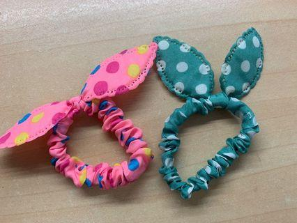 Korean cute hair tie