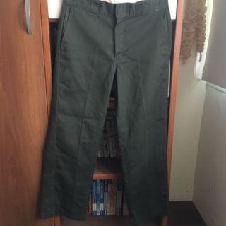 Dickies 墨綠工作褲