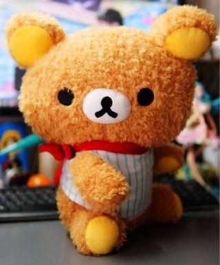 [全新日版] 鬆弛熊 鬆軟可愛抱抱公仔 三麗鷗 Sanrio