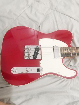 Fender Telecaster Vintage Red