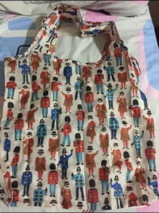 全新cath kidston tote bag 環保袋