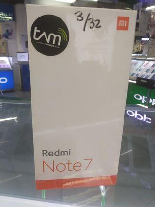 Cicilan XIAOMI Redmi Note7 3/32 Promo Gratis 1x Angsuran