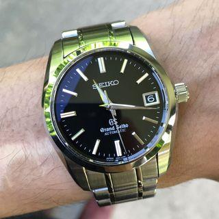 🚚 Mint Grand Seiko GS SBGR053 9S65 Automatic Watch