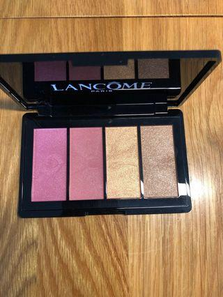 BN Lancome Starlight Sparkle Face Palette-Glam,7.3g