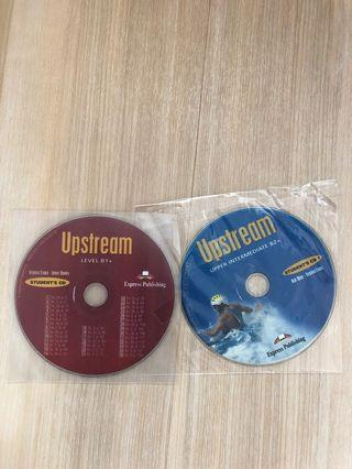 Upstream B1&2 CDs