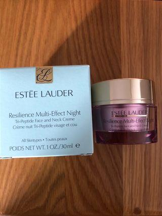 BNIB Estée Lauder Resilience Multi-Effect Night Cream,30ml