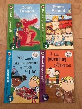 Simple English children story books part two
