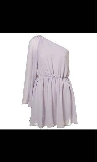 TOPSHOP - Lilac Toga Dress #MRTRaffles