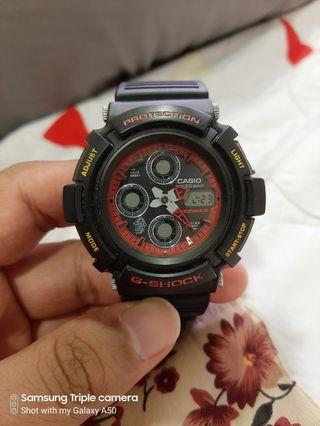 G Shock Gaussman Used