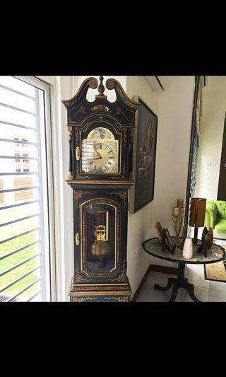 Grandfather's Clock - german made