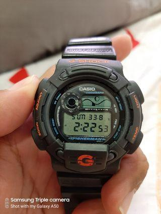 GShock Fisherman Used
