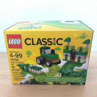 Lego 10708 Classic Green