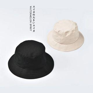米白色 淺卡其色 帽子 漁夫帽 #轉轉臉紅紅