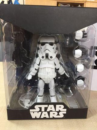 Herocross Hybrid Metal Figuration Stormtrooper